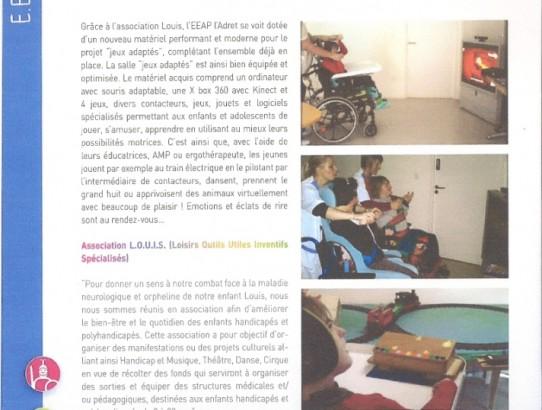 Magazine « Etre et Faire »